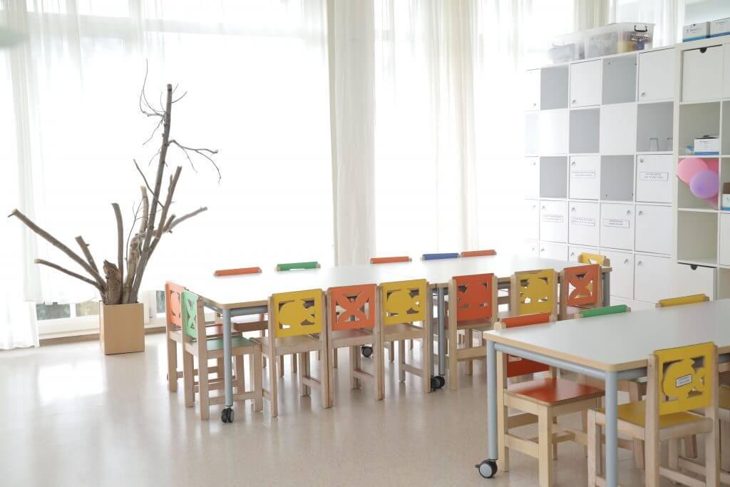 Anaokulu Öğrenme Merkezi